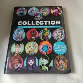 Collection over200pages of freaky-fabulous fun!