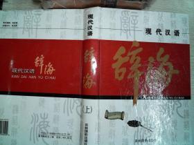 現代漢語辭海  上