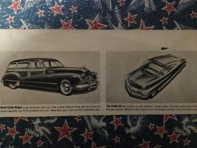 老剪报;德国老轿车