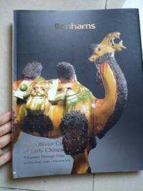 邦瀚斯BONHAMS 伦敦 2018年11月8日 精装 THE OLLIVIER COLLECTION OF EARLY CHINESE ART: A JOURNEY THROUGH TIME