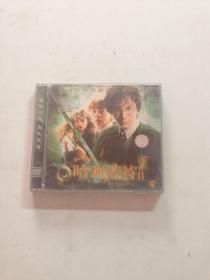 哈利波特2:哈利波特与密室  DVD  2张光盘