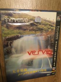 实拍 美国 音乐 DVD  The Verve  天才乐队  This Is Music: The Singles 92-98