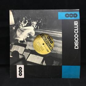 古典音乐黑胶唱片:DISCO-CLUB 三张六面 七八十年出版 大33转