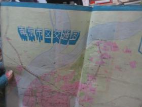 南京市区交通 图