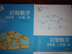 启智数学:B体系(三年级·暑)【附:《启智数学:B体系(三年级·暑)》练习册】