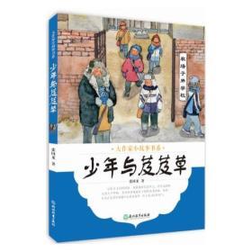 正版新书DF大作家小故事书系:少年与芨芨草(儿童小说)(2019年教育部推荐)