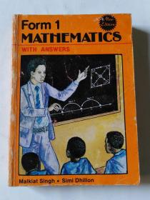Form 1  MATHEMATICS   WITH  ANSWERS