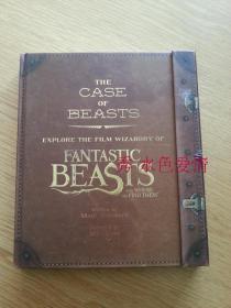 订购 神奇动物在哪里探索电影魔法 美版The Case of Beasts: Explore the Film Wizardry of Fantastic Beasts and Where to Find Them