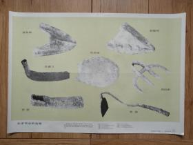 北宋农业的发展(中国历史教学挂图 宋元部分4(1))