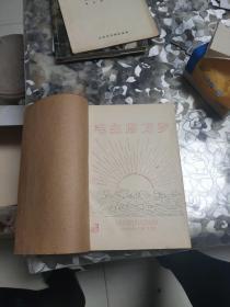 毛主席万岁  爱书之人包的书衣