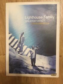 实拍 音乐 DVD Lighthouse Family Greatest Hits