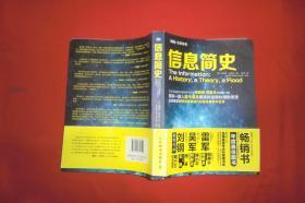 信息简史  //  包正版 小16开 【购满100元免运费】