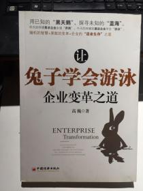 让兔子学会游泳:企业变革之道