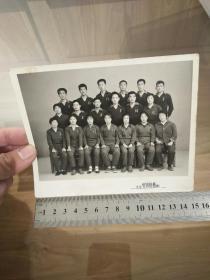 1971北京向阳照相馆拍摄合影