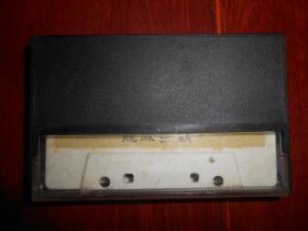老磁带 龙凤争霸 带有外盒 带1张歌词(自然旧 正版现货 详细品相看实拍照片免争议 磁带属于特殊商品售出不退)