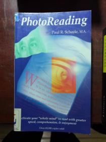 The Photo Reading Whole Mind System