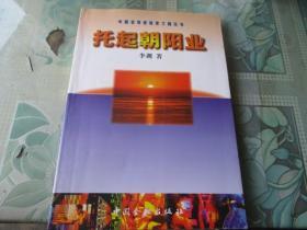 托起朝阳业--中国证券业探索之路丛书(签增本)