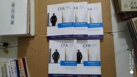 CFA:Exam Prep 2018 LEVEL(1、2、3、4、5))+《CFA课后题带答案2018二级》  6本合售