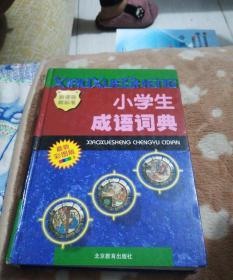 小学生成语词典:彩图版