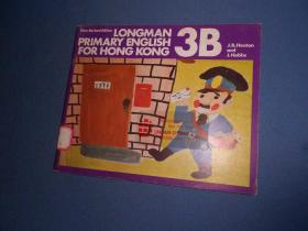 LONGMAN PRIMARY ENGLISH FOR HONG KONG-3B
