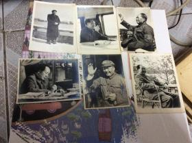毛主席照片 6张