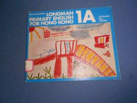 LONGMAN PRIMARY ENGLISH FOR HONG KONG-1A