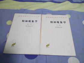 汉译世界学术名著丛书:精神现象学(上下)