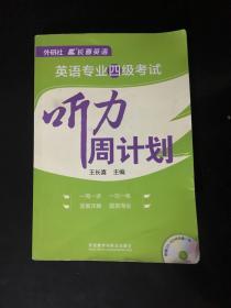 长喜英语:英语专业四级考试听力周计划