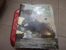 SCOURGE of the SEAS(精装)