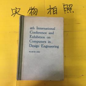 4th  international conference and exhibition on computers in design engineering