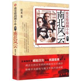 南京政府那十年卷一:南北风云