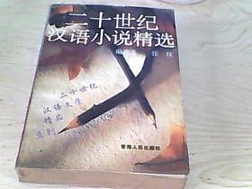 二十世纪汉语小说精选 上