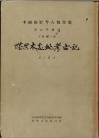 塔里木盆地考古记