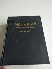 中国大百科全书 精粹本