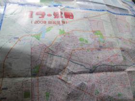 沈阳地图:辽宁·沈阳2008奥运新版