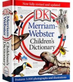 Merriam-Webster Childrens Dictionary 韦氏儿童词典字典 英文原版