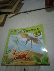 和螃蟹阿欢做朋友