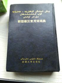 新型维汉常用词词典