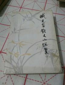 臧克家散文小说集(上、下集)