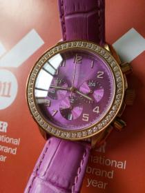 欧米伽海马女表手表
