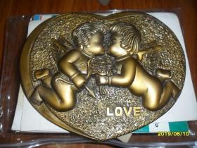 瓷挂件--爱情天使