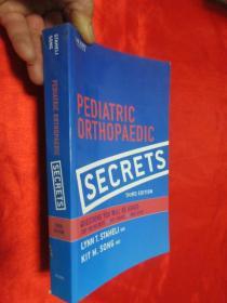 Pediatric Orthopedic Secrets    (小16开)   【详见图】