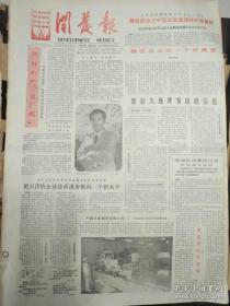 天津报纸《开发报》1985年总第6~52期,网上唯一