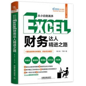 从小白到高手:Excel财务达人精进之路