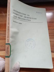 计算机体系结构及组织导论 英文版