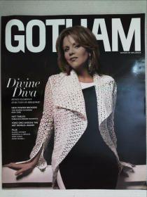 GOTHAM MAGAZINE -2015 NO.3 WOMEN OF INFLUENCE 原版英文杂志
