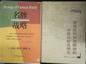 Y016 MBA培训参考丛书:名牌战略(97年1版1印)