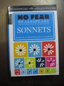 NO FEAR SHAKESPEARE SONNETS
