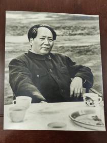 【包老包真】新华社留存原版巨幅毛主席照片2 见图