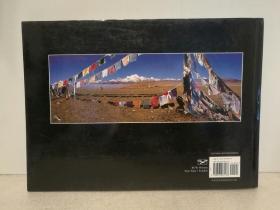 签名本  穿越青藏高原:生态系统、野生动植物与自然保护 大型画册 Across the Tibetan Plateau : Ecosystems, Wildlife, and Conservation by Robert L. Fleming Jr., Dorje Tsering, Liu Wulin (中国)英文原版书
